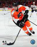 Philadelphia Flyers Luke Schenn 2013-14 Action Photo