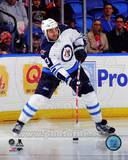 Winnepeg Jets Dustin Byfuglien 2013-14 Action Photo