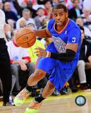 Los Angeles Clippers Chris Paul 2013-14 Action Photo