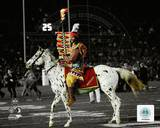 Florida State Seminoles mascots Chief Osceola & Renegade 2014 BCS National Championship Game Spotli Photo