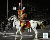 NCAA Florida State Seminoles mascots Chief Osceola & Renegade 2014 BCS National Championship Game S Photo