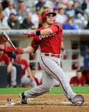 Miguel Montero 2013 Action Photo