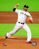 Henderson Alvarez 2013 Action Photo