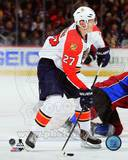 Florida Panthers Nick Bjugstad 2013-14 Action Photo