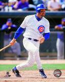 Chicago Cubs Mark Grace 1999 Action Photo