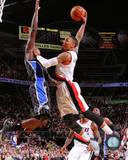 Damian Lillard 2013-14 Action Photo