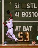 Jonny Gomes Game 6 of the World Series Action Photo