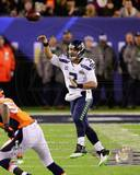 Russell Wilson Super Bowl XLVIII Photo