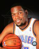 Oklahoma City Thunder Kevin Durant 2013-14 Posed Photo