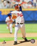 Tom Glavine Action 2002 Photo