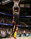 LeBron James 2013-14 Action Photo