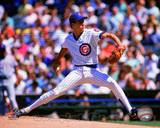 Chicago Cubs Greg Maddux 1988 Action Photo