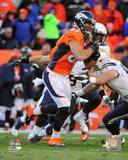 Eric Decker 2013 Playoff Action Photo