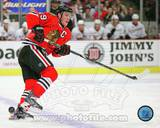 Jonathan Toews 2013-14 Action Photo