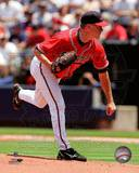 Tom Glavine 2008 Action Photo