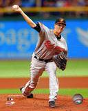 Kevin Gausman 2013 Action Photo