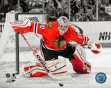 Corey Crawford 2013-14 Spotlight Action Photo