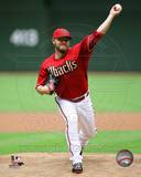 Wade Miley 2013 Action Photo
