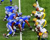 Matthew Stafford 2013 Action Photo