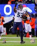 Malcolm Smith Touchdown Super Bowl XLVIII Photo