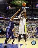 Indiana Pacers Roy Hibbert 2013-14 Action Photo