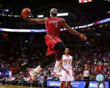 LeBron James 2013-14 Action Photo