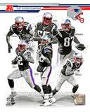 New England Patriots 2013 AFC East Champions Team Composite Photo