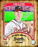 Tom Glavine 2009 Studio Photo