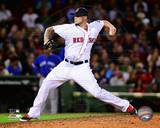 Boston Red Sox Drake Britton 2013 Action Photo