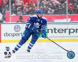 Toronto Maple Leafs Dion Phaneuf 2014 NHL Winter Classic Action Photo