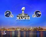 Super Bowl XLVIII Seattle Seahawks Vs. Denver Broncos Photo