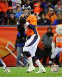 Peyton Manning 2013 Playoff Action Photo