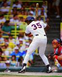 Frank Thomas 1990 Action Photo
