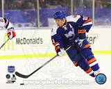 Kyle Okposo 2014 NHL Stadium Series Action Photo