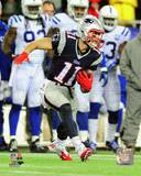 Julian Edelman 2013 Playoff Action Photo