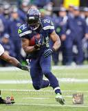 Marshawn Lynch 2013 Playoff Action Photo