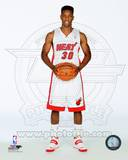 Miami Heat Norris Cole 2013-14 Posed Photo