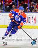 Taylor Hall 2013-14 Action Photo
