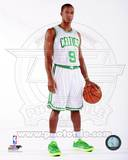 Boston Celtics Rajon Rondo 2013-14 Posed Photo