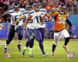 Percy Harvin Touchdown Super Bowl XLVIII Photo