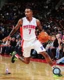 Brandon Jennings 2013-14 Action Photo