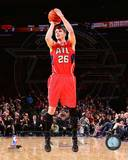 NBA Atlanta Hawks Kyle Korver 2013-14 Action Photo
