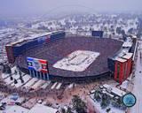 Michigan Stadium 2014 NHL Winter Classic Action Photo