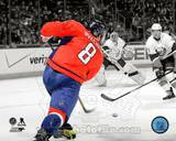 Alex Ovechkin 2013-14 Spotlight Action Photo