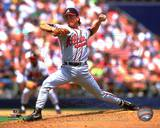 Tom Glavine 1992 Action Photo