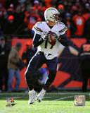 Philip Rivers 2013 Playoff Action Photo