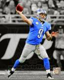 Matthew Stafford 2013 Spotlight Action Photo