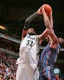 Minnesota Timberwolves Ronny Turiaf 2013-14 Action Photo