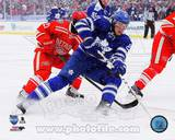 James van Riemsdyk 2014 NHL Winter Classic Action Photo