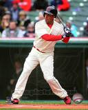Cleveland Indians Michael Brantley 2013 Action Photo